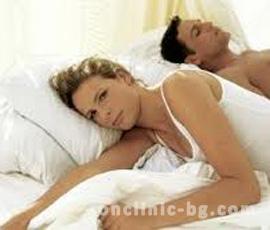 Само в спалнята е трудно да се скрие голата истина...