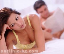 Превишената скорост в леглото - удар по мъжкото самочувствие